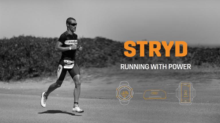 running power, STRYD